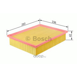 Фильтр воздушный Bosch Opel Zafira Astra (Bosch) 1457433281