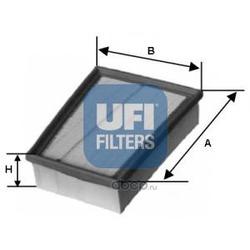 Воздушный фильтр (UFI) 3014700