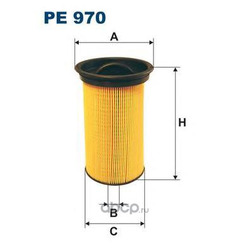 Фильтр топливный Filtron (Filtron) PE970