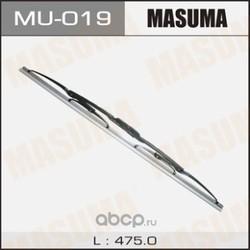 Дворник передний левый (Masuma) MU019S