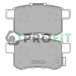 Комплект тормозных колодок (PROFIT) 50004198
