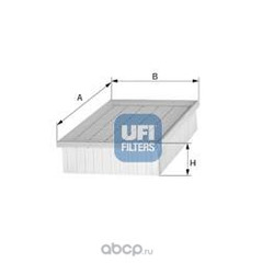 Воздушный фильтр (UFI) 3024600