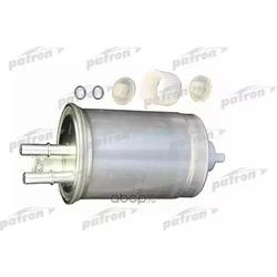 Фильтр топливный FORD: FIESTA IV 00-02, FIESTA фургон 00-, FOCUS 98-04, FOCUS седан 99-04, FOCUS универсал 99-04, TOURNEO CONNECT 02-, TRANSIT CONNECT 02- (PATRON) PF3186