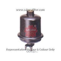 Фильтр топливный (Sakura) FS1607