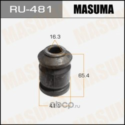 Сайлентблок (Masuma) RU481