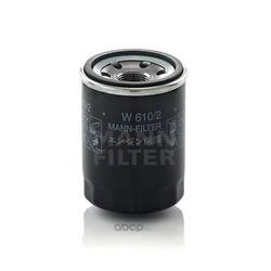 Масляный фильтр (MANN-FILTER) W6102