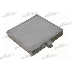 Фильтр салона RENAULT: GRAND SCENIC 04-, SCENIC II 03- (PATRON) PF2085