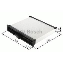 Фильтр, воздух во внутреннем пространстве (Bosch) 1987432094