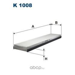 Фильтр салонный Filtron (Filtron) K1008