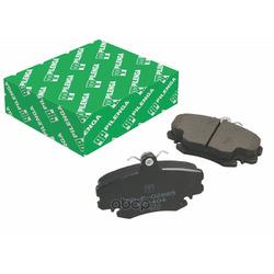 Колодки тормозные дисковые передние, без ABS (PILENGA) FDP2885