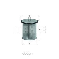 Топливный фильтр (Mahle/Knecht) KX74