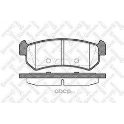 Комплект тормозных колодок (Stellox) 1059000SX