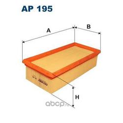 Фильтр воздушный Filtron (Filtron) AP195