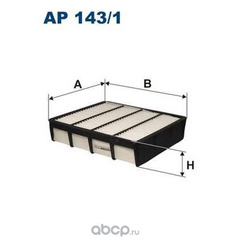 Фильтр воздушный (Filtron) AP1431