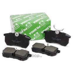 Колодки тормозные дисковые задние (PILENGA) FDP3069