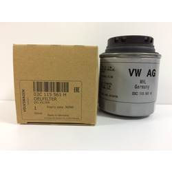 Фильтр воздушный KUJIWA 1K0129620C VAG (KUJIWA) KUB0128