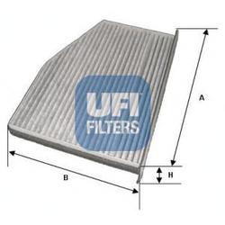 Фильтр воздушный (Parts-Mall) PAX056X