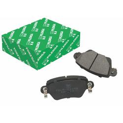 Колодки тормозные дисковые задние (PILENGA) FDP1259