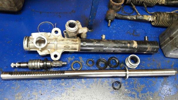 ремонт рулевых реек +в москве хендай солярис