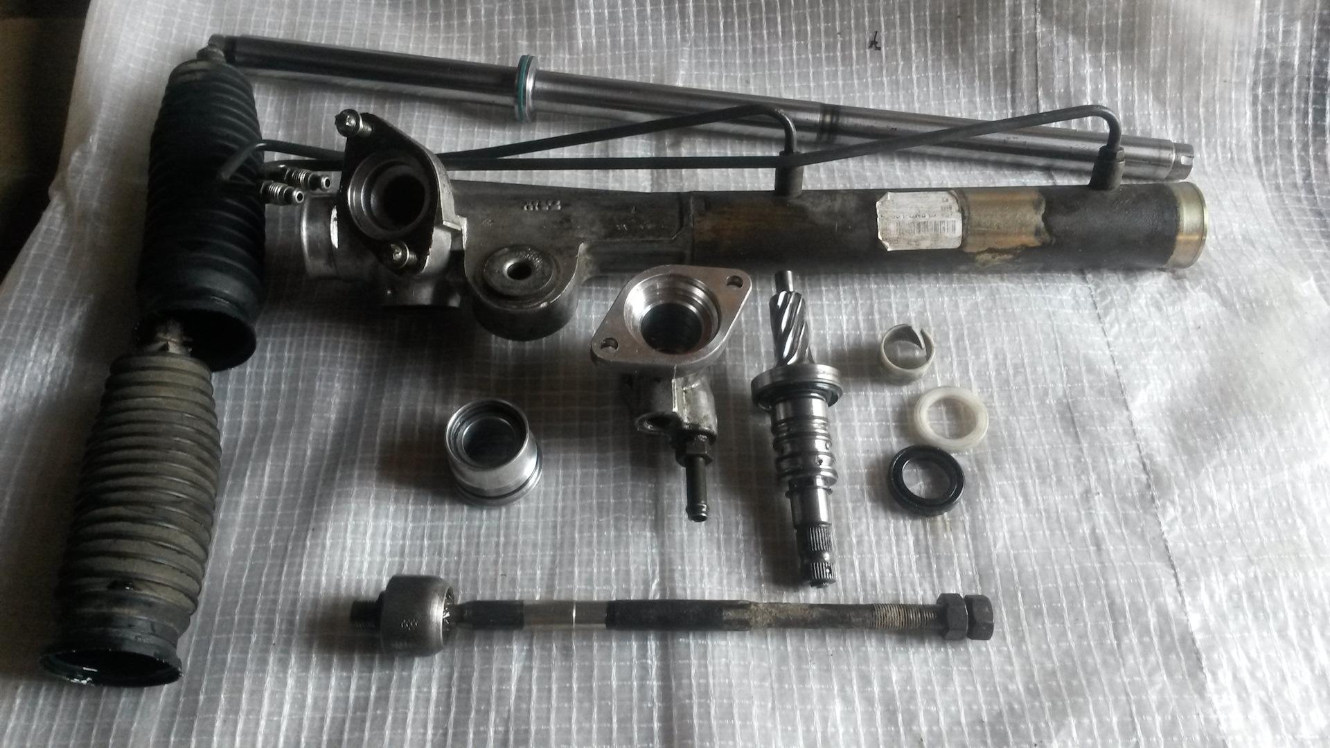 Ниссан Альмера ремонт рулевых реек +в москве